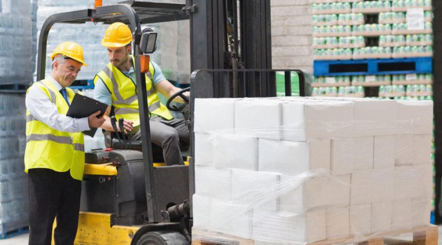 3 Forklift Injury Prevention Tips