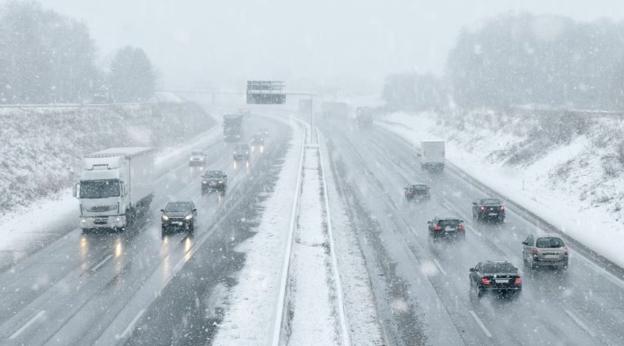 Common Car Accidents During Minnesota's Harsh Winters