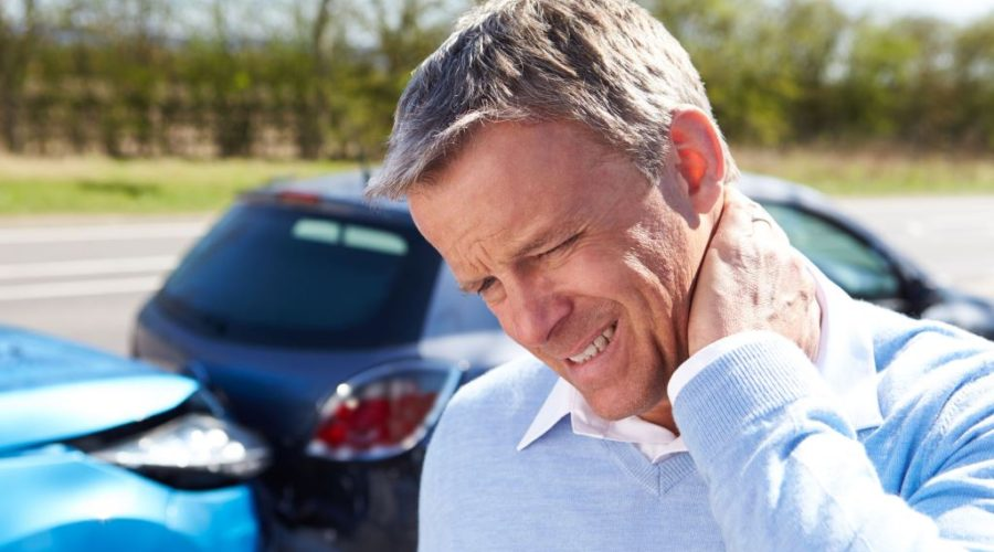 Neck & Head Car Accident Work Injuries