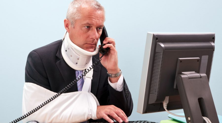 5 Common Injuries For Office Workers