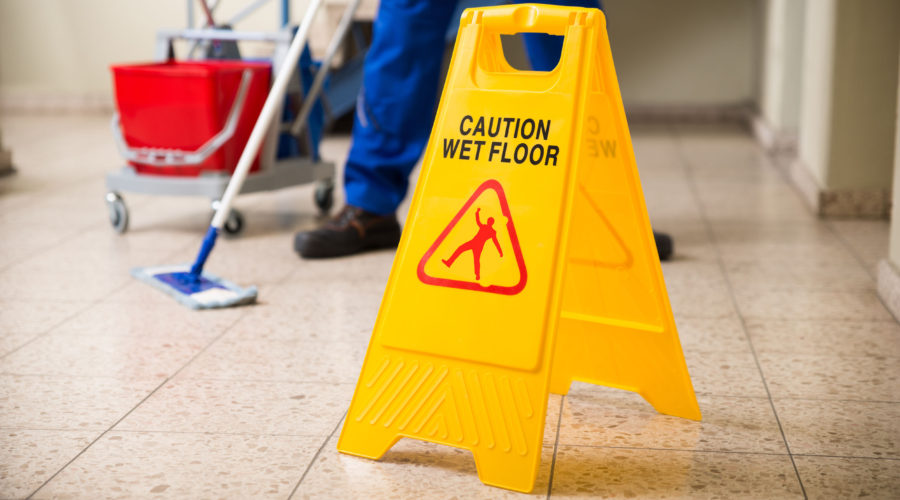 What If You Are Partly At Fault For Your Slip And Fall Injury?