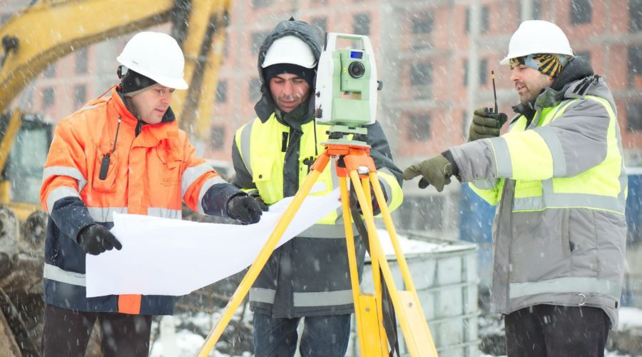 5 Ways Construction Workers Can Avoid Injuries In The Winter