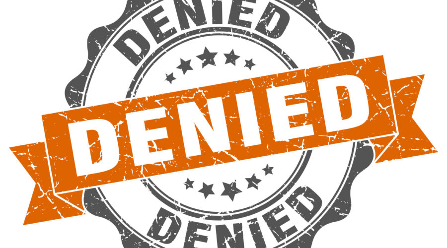4 Common Reasons Your Work Comp Claim Was Denied