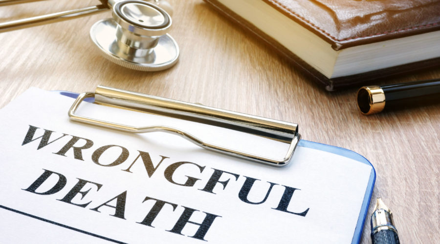 wrongful death mn
