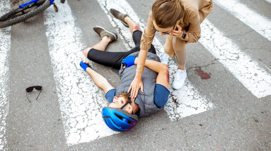 bicyclist injuries