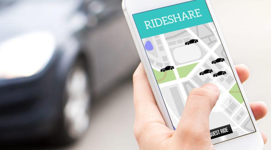 rideshare injuries