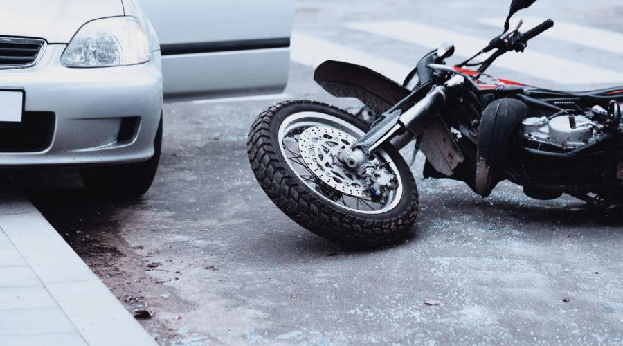 motorcycle injury