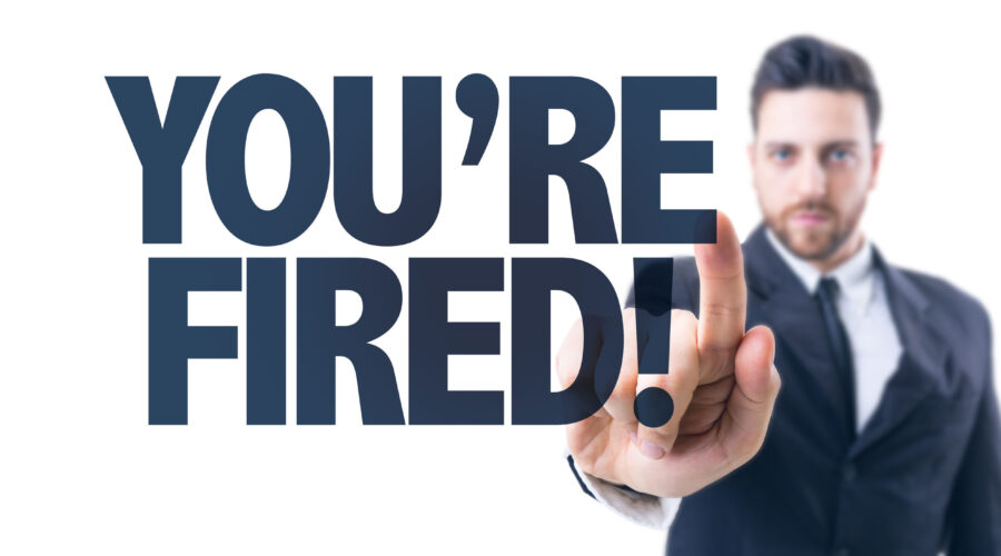 fired cause