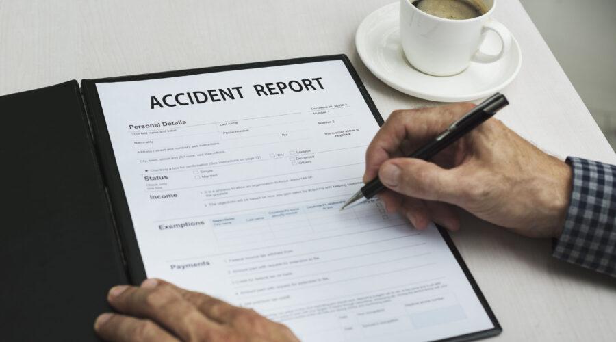 reporting work injury