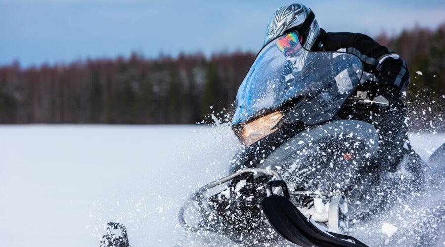 snowmobile injuries